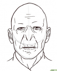 How to Draw Voldemort | Harry potter ...pinterest.com