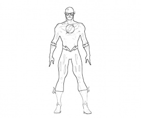 Reverse Flash Coloring Pages Printable Flash Coloring Coloring Home