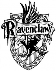 Ravenclaw coloring pages