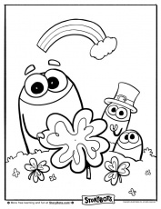 Storybots Coloring Pages - Best Coloring Pages For Kids