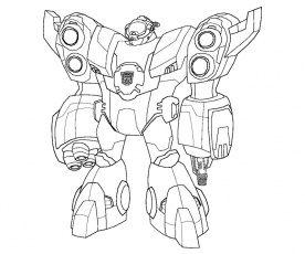 transformer 2 coloring pages