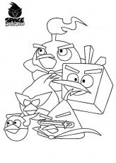 coloring-pages-angry-birds-seasons-190 | Free coloring pages for kids