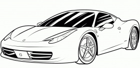 Cool Car Coloring Pages Car Coloring Pages Have Car Coloring Pages ...