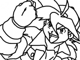Kids Free Beyblade Coloring Pages | Cartoon Coloring pages of ...