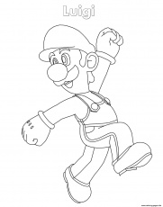 Printable Coloring Phenomenal Luigi Pages Super Mario Nintendo Free To  Print – Slavyanka