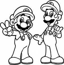 Tremendous Luigi Coloring Pages Image Inspirations Sheet Super Mansion  Nintendo Free – Approachingtheelephant