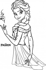 Elsa Coloring Pages – coloring.rocks!