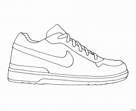 Nike Coloring Pages | azspringtrainingexperience