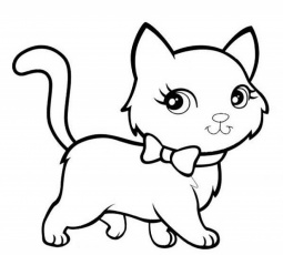 Get This Baby Kitten Coloring Pages 84624 !