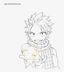 Fairy Tail Coloring Pages With Impressive Fairy Tail - Fairy Tail ...