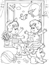 all coloring pages for kids