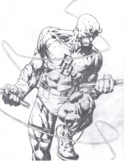 daredevil drawing | comics | Pinterest | Drawings and Art