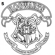 Free Harry Potter Adult Coloring Pages, Download Free Clip ...