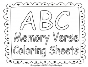 Coloring Pages: Bible Coloring Pages For Kids With Verses Free ...