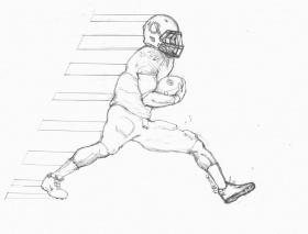 Peyton Manning Coloring Pages - Coloring Home