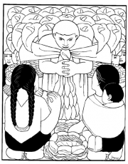 diego rivera coloring pages