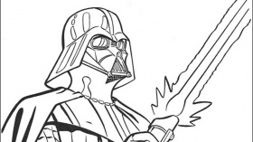 Ignite Your Creativity with Star Wars Coloring Pages… 100% Free ...