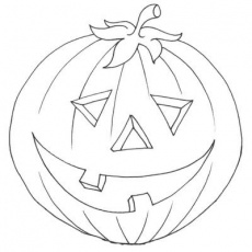 Printable Halloween Decoration Cutouts | Free halloween coloring pages,  Printable halloween decorations, Pumpkin coloring pages