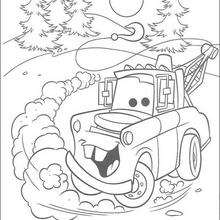 Disney Cars Coloring Pages Pdf - Coloring