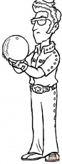 Elvis coloring page | Free Printable Coloring Pages