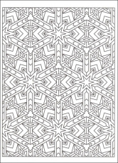 Tessellations Worksheets To Color - Coloring Pages for Kids and ...