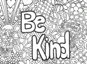 kids coloring pages hard