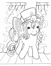 my little poney 999 coloring pages coloring pages for kids pint
