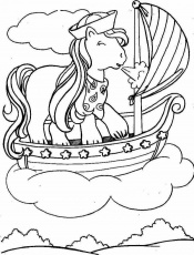 My Little Pony Coloring Pages to Print - Animal Coloring Pages of