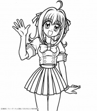 MERMAID MELODY coloring pages : 14 online toy dolls printables for