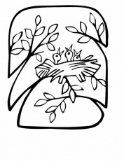 Coloring Pages For Spring And Summer