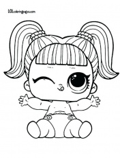 coloring pages lol omg download or print new dolls for free  coloring home