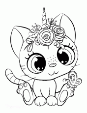 62 Cat Coloring Pages for Kids & Adults | Free Printables