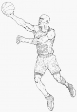 13 Pics of Michael Jordan Shoes Coloring Pages - Michael Jordan ...