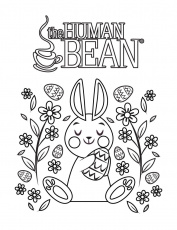 Easter Coloring Contest - The Human Bean of Northern ColoradoThe ...