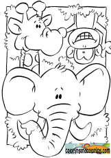 Baby Shower - Coloring Pages for Kids and for Adults