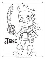 picture of jake and the neverland pirates