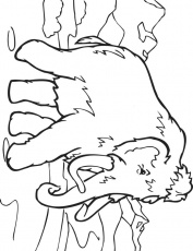 Coloring Pages: elephant and piggie coloring pages Elephant And