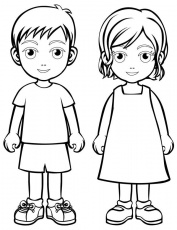 child coloring pages