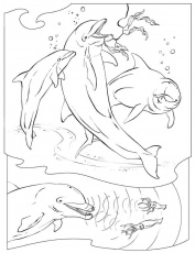 Ocean Coloring Pages | ColoringMates.