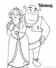 Shrek 3 | Free Printable Coloring Pages – Coloringpagesfun.