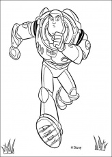 Toy Story coloring book pages - Toy Story 40