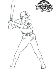 phillies coloring pages