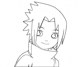 sasuke uchiha 21 coloring crafty teenager