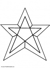 Stars-coloring-pages-5 | Free Coloring Page Site