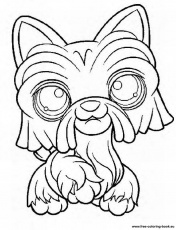 ben 10 lps Colouring Pages
