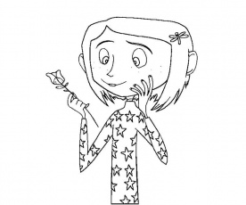 coraline printable coloring pages