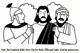 The Trial of Jesus | Mission Bible Class