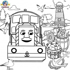 Kids Coloring Sheet | Printable Coloring Pages for Kids