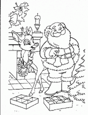 color Merry Christmas Coloring Pages for kids | Best Coloring Pages