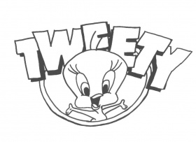 Tweety Bird Coloring Pages - Free Coloring Pages For KidsFree